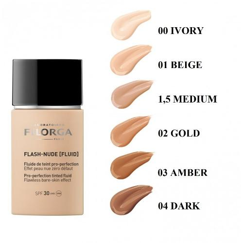 FILORGA FLASH NUDE FLUID BEIGE