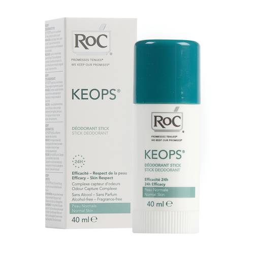 ROC KEOPS Deodorante Stick 40ml