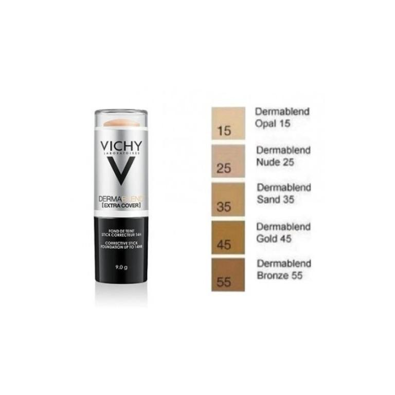 DERMABLEND EXTRA COVER STICK55