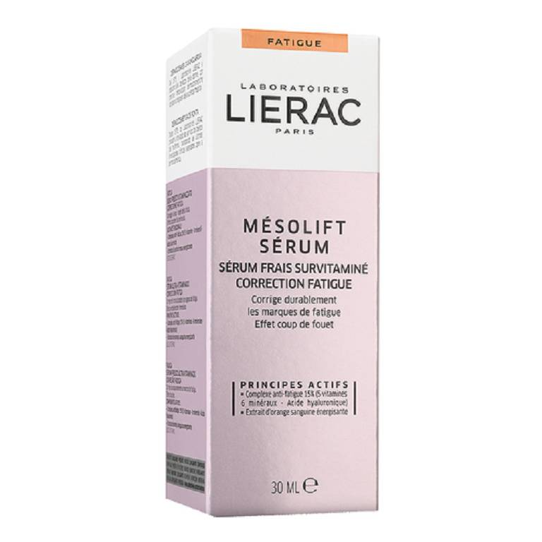 LIERAC MESOLIFT SIERO 30ML
